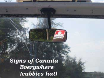 Signs of Canada